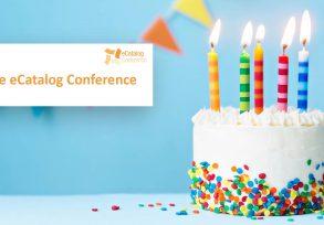 Rückblick eCatalog Conference 2018